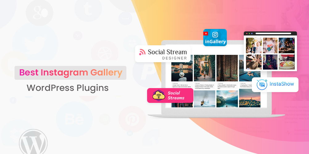 Best Instagram Gallery WordPress Plugins